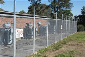 Industrial Fencing LJB