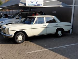 1973 Mercedes-Benz 220 Automatic - Collector's Item - R55,000
