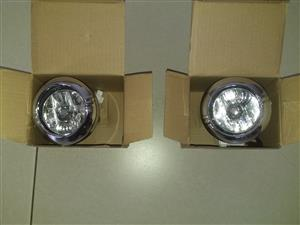 foton Tunland 2.8 cummins Brand New Foglights for sale price R795