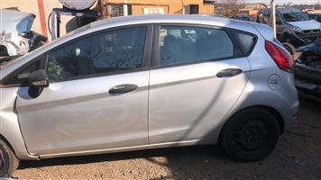 2011 Ford Fiesta (Hatch) Now Stripping For Spares