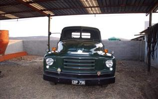 1954 Bedford military spec