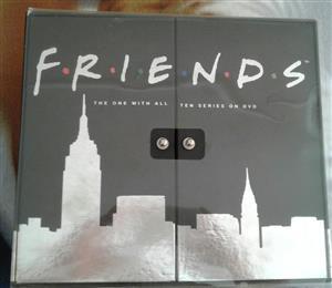 FRIENDS ORIGINAL DVD BOXSET