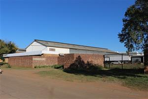 Liquidation Auction: Industrial Property in Uraniaville, NW
