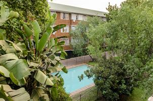 TWO BEDROOM FLAT IN CENTRAL PRETORIA