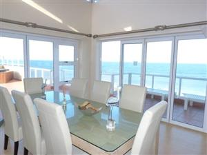 Points to perfection - Margate Beachfront penthouse