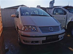 VW Sharan 1.8T