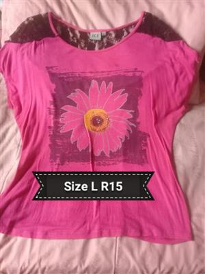 Large Ladies Top