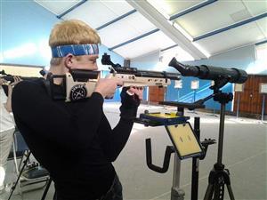 Cz 400 pellet gun 4.5mm