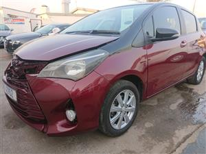 2017 Toyota Yaris 1.0 Pulse