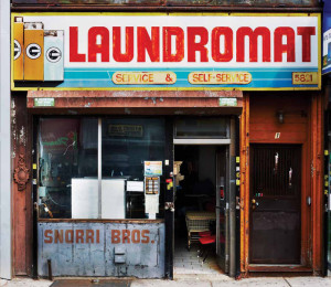 WANT TO OPEN A LAUNDROMAT ?