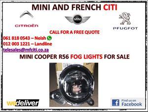 R56 fog lights for sale new