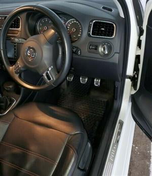 VW POLO SPORTS PEDALS