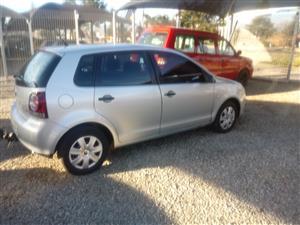 2011 VW Polo Vivo 5 door 1.4
