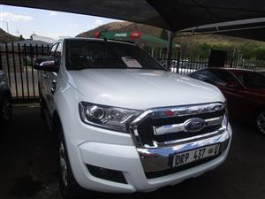 2017 Ford Ranger 3.2 double cab 4x4 Fx4 auto