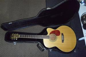 Cort Acoustic Guitar - B033043544-1