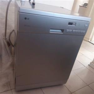 LG dishwashing machine