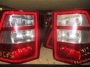 JEEP GRAND CHEROKEE 2007 TAIL LIGHTS FOR SALE