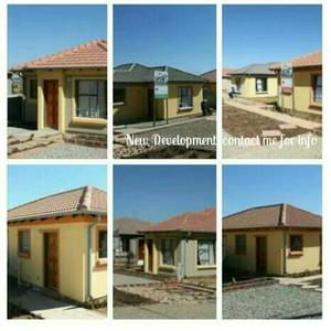 NEW HOUSES FOR SALE AT RANDFONTEIN