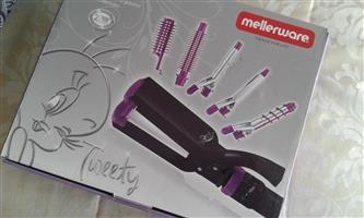 Mellerware hair styling set