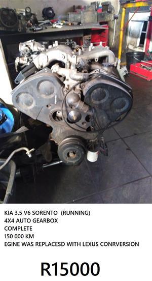 KIA 3.2 V6 SERENTO