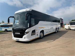 Scania touring  50 seater