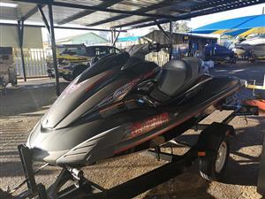 2012 Yamaha FZR1800  SHO WaveRunner for sale  Krugersdorp