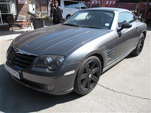 2007 Chrysler Crossfire 3.2 Roadster Limited automatic