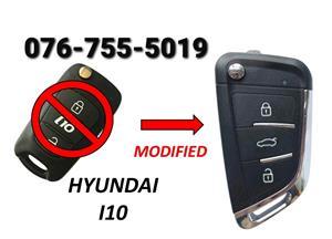 Hyundai i10 Key SPARE