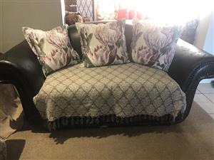 2 x 2 sofas for sale