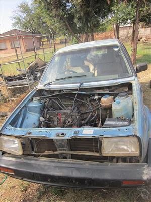 1993 VW Jetta 1.6