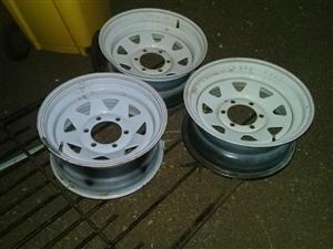 3 rims for sale