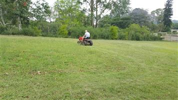 M.T.D. Tractor Mower  ride on