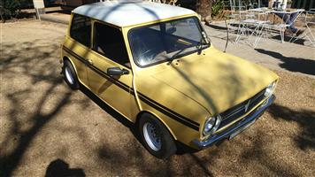 1982 Mini Cooper