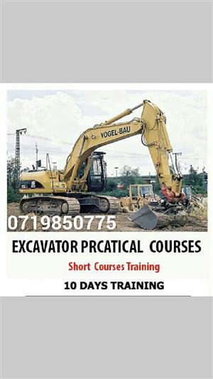 Trade Test Co2 welding course 777D Dump truck Excavator grader RDO Drill rig LHD scoop training school