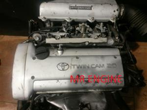 RSI 2O VALVE SILVER TOP ENGINE FOR SALE