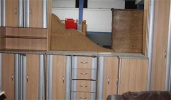 S035603A 4 Piece kitchen unit #Rosettenvillepawnshop