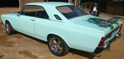 1971 Ford 20M 302 V8
