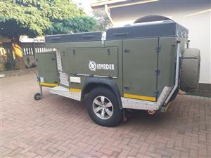 2014 Invader off road Camper Van