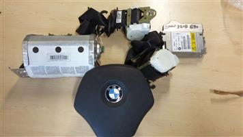 BMW E 90 Complete Airbag Set