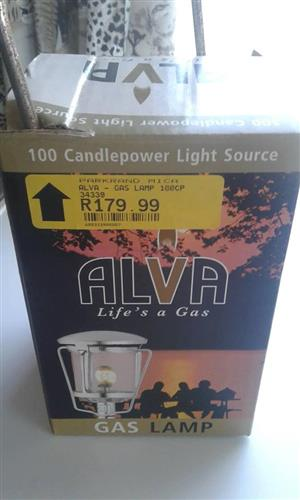 Alva gas heater for sale