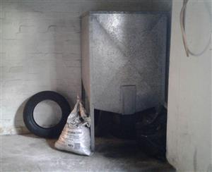 Coal Bunker for sale