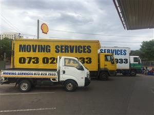 Moving In or Moving Out @ 0730207933