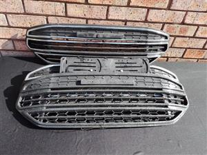 Ford Ecosport Main Grill