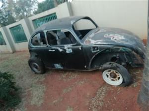 1970 Cars for Stripping VW