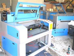 LC-1810/80 TruCUT Standard Range 1800x1000mm Cabinet, Conveyor Table Laser Cutting