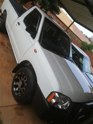2018 Nissan NP300 Hardbody 2.0