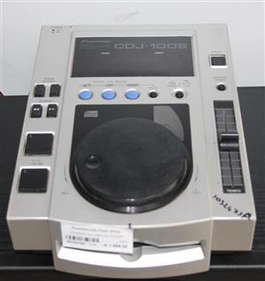 Pioneer CDJ-100S cd player S032475A #Rosettenvillepawnshop