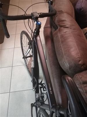 Trek One road bicycle