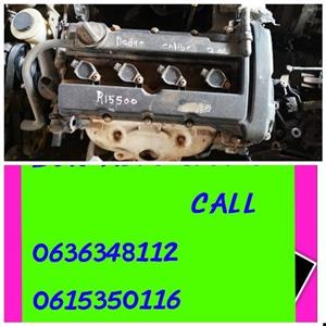 Didge caliber 2.0 Lt engine R15500