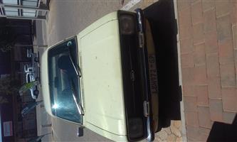 1979 Ford Escort